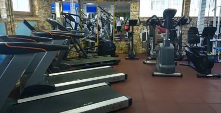 Звук для фитнес зала фото